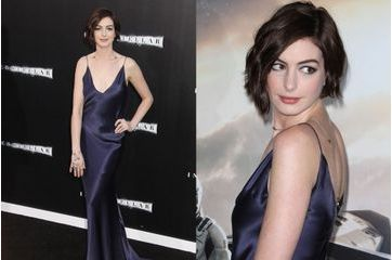 "Anne Hathaway, l'atout charme d'""Interstellar"""