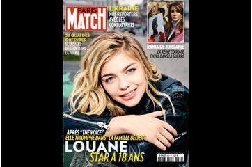 Louane, star à 18 ans
