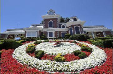 Le ranch Neverland de Michael Jackson est à vendre
