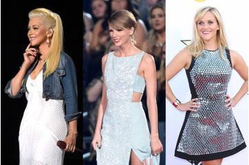 Les stars aux Country Music Awards 2015