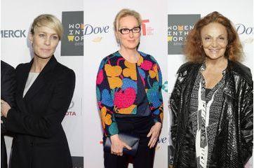 """Les stars au sommet """"Women in the World"""""""