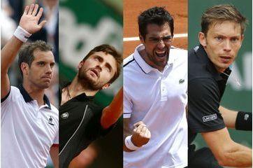 Votez pour votre chouchou de Roland-Garros