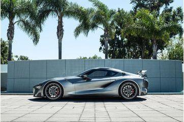 Toyota FT-1, du fantasme à la réalité