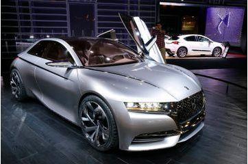 Mondial de l'Auto : découvrez les stars françaises du salon