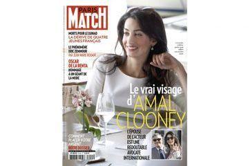Amal Clooney à la mode d'Emmanuel Layan. 1/2