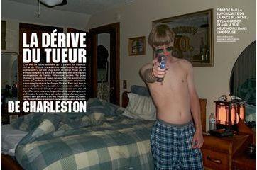 """Dans l'œil des Etudiants : """"A Charleston aux Etats-Unis"""""""