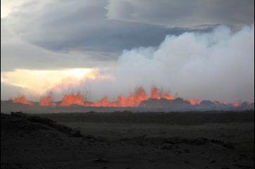 Le Bardarbunga est entré en éruption