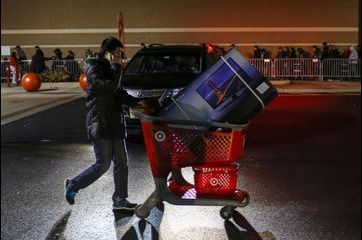 Black Friday record aux Etats-Unis