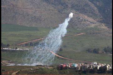 Echanges de tirs à la frontière libanaise