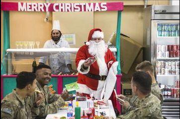 Le Noël des soldats