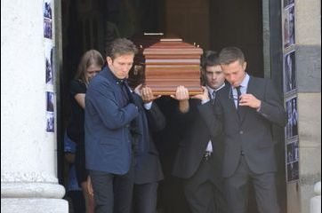 Le dernier adieu à Thierry Redler