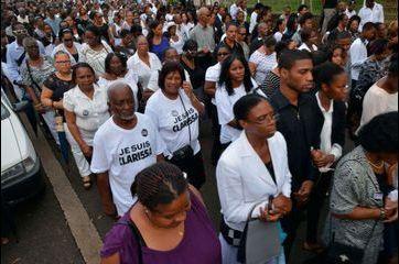 La Martinique rend hommage à Clarissa Jean-Philippe