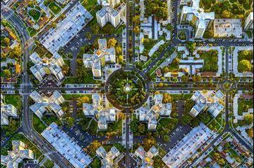 Les beautés de l'urbanisme américain