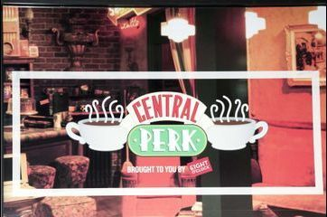 Bienvenue au Central Perk