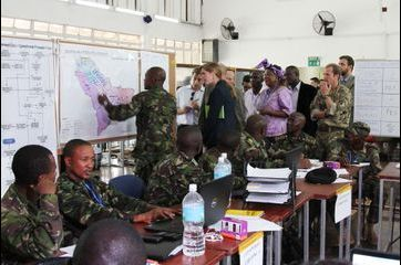 Le monde en guerre contre Ebola
