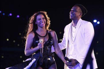 Beyoncé et Jay Z enflamment le Stade de France