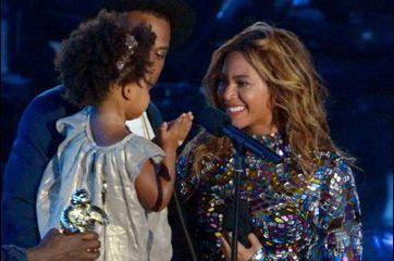 Beyoncé, Jay-Z et Blue Ivy : une famille unie