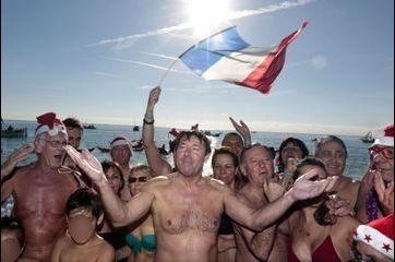 Un maire à la mer