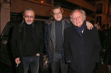 Nicolas Sarkozy, un anniversaire entre stars et politiques