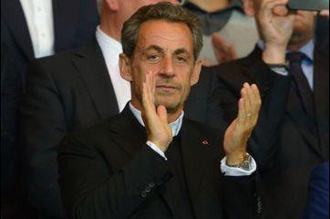 Nicolas Sarkozy: aux premières loges pour applaudir Zlatan Ibrahimovic