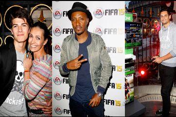 FIFA 15, un lancement sous le signe des VIP