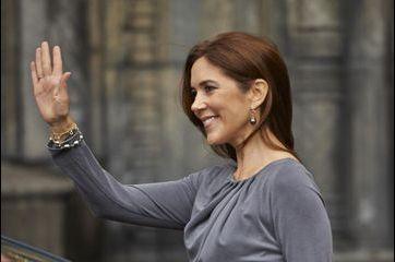 La princesse Mary de Danemark célèbre l'amour pour tous