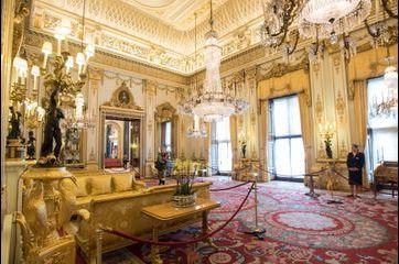Venez découvrir Buckingham Palace