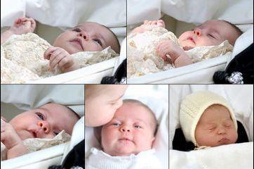 Toutes les photos de la princesse Charlotte