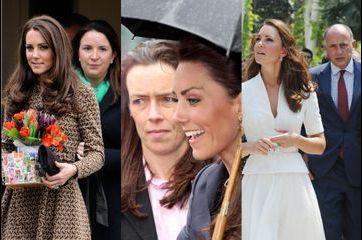En coulisses, ils travaillent pour Kate et William