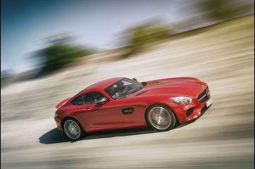 AMG GT : Mercedes fait rêver