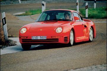Porsche 959 : la supercar intello