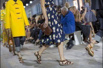 Chaussures: toutes à plat l'été prochain!