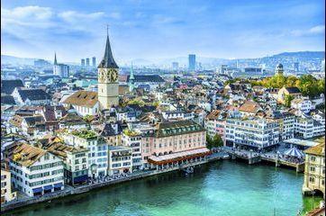 Découvrez le paradis suisse