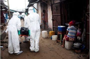 Au cœur de West Point, épicentre du virus Ebola à Monrovia. Par Enrico Dagnino