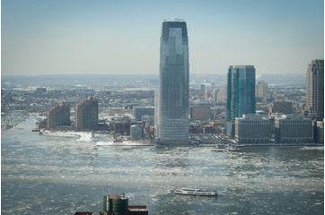 A New York, la glace encercle la ville