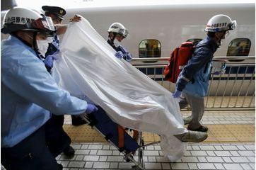 Deux morts, des blessés. Tragédie dans un train au Japon