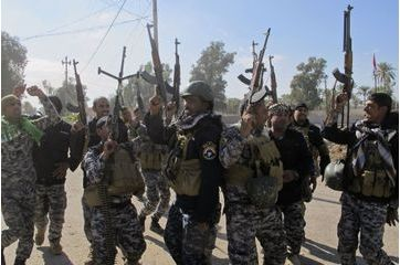 L'armée irakienne reprend du terrain
