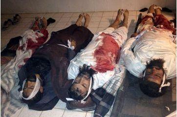 L'horreur en Afghanistan