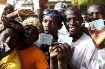 Les Nigérians aux urnes, malgré tout
