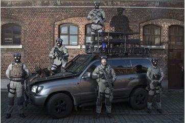 Policiers du monde