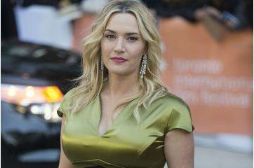 Kate Winslet, éblouissante à Toronto