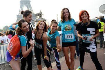 La Parisienne, une course pour la bonne cause