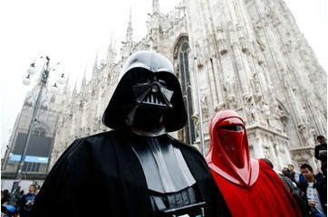 """Le """"Star Wars Day"""" en images"""