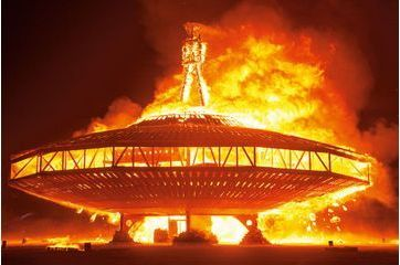 L'art du Burning Man, par NK Guy
