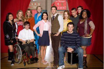 """L'évolution physique des stars de """"Glee"""""""