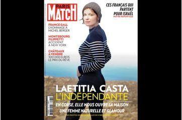 Laetitia Casta, l'indépendante