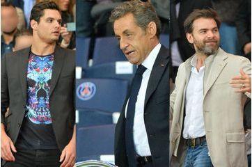 Nicolas Sarkozy redevient supporter du PSG
