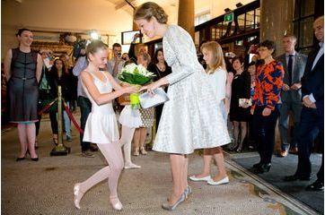 Mathilde de Belgique et sa fille Élisabeth, réunies pour le plus beau des ballets