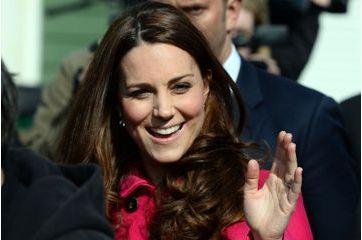 Kate, un dernier au revoir avant le bébé?