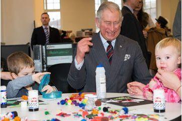 Le prince Charles, il n'arrête pas !